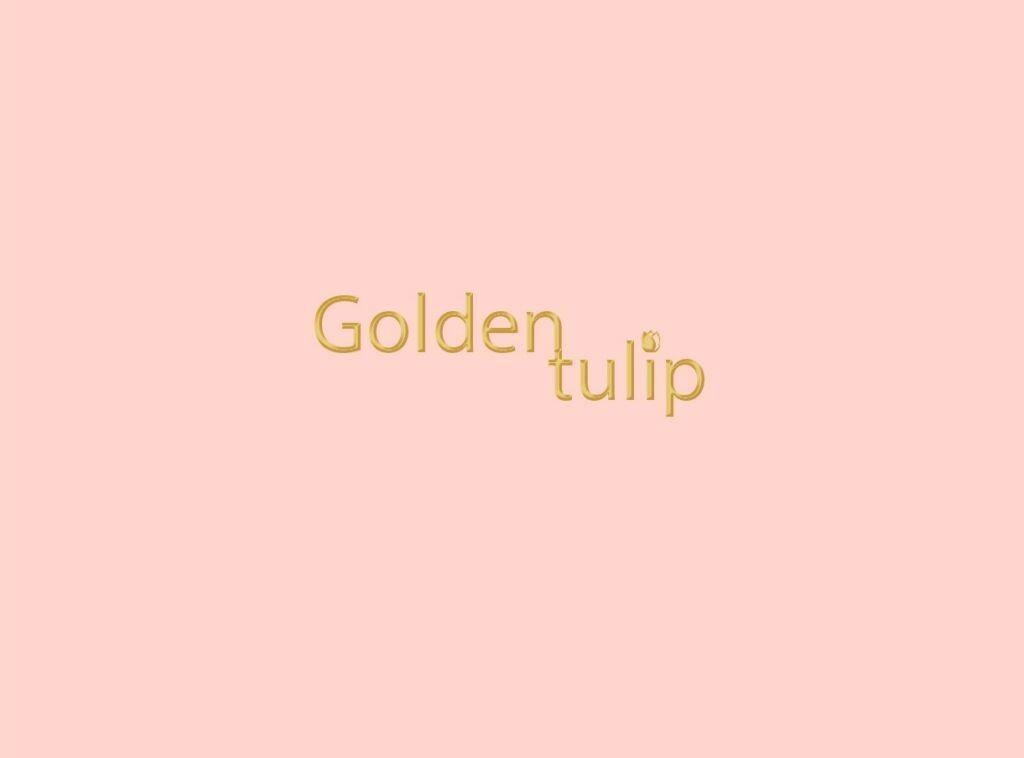 logo golden tulip