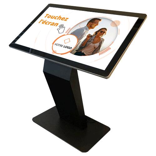 borne ecran interactif