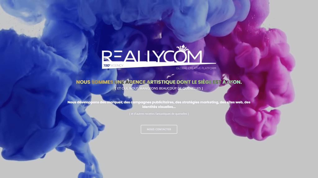 site réalisation reallycom